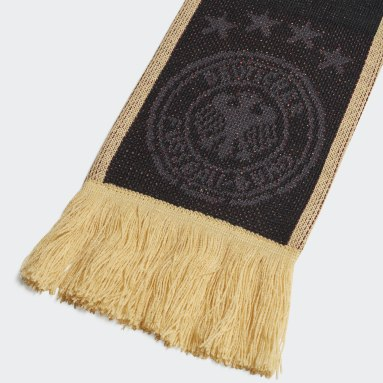 Cachecol Alternativo da Alemanha Preto Futebol