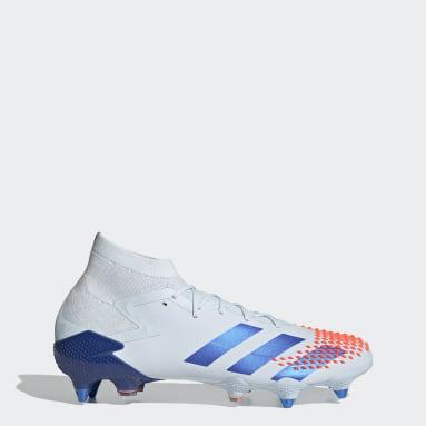 Men's Blue Soccer Clothes & Shoes | adidas US