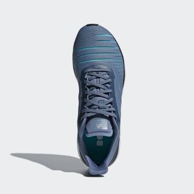 Tenis Solar Drive Azul Hombre Running