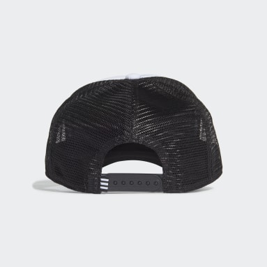 Gorra Trucker Adicolor Curved (UNISEX) Negro Originals
