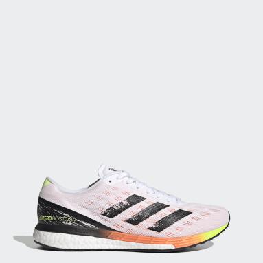 Sapatos Adizero Boston 9 Branco Running