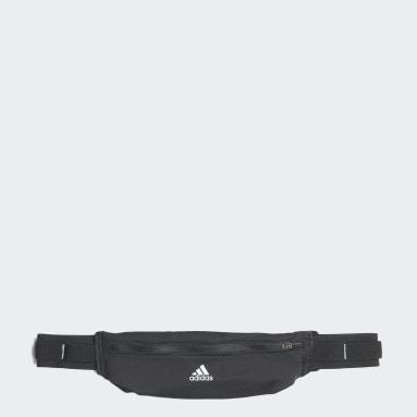 Tennis Laufgürtel Schwarz