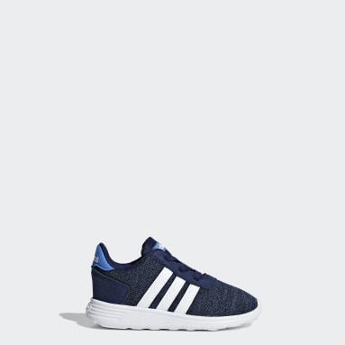 Kids Running Blue Lite Racer Shoes
