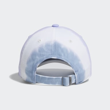 Women's Training Blue Colorwash Relaxed Hat