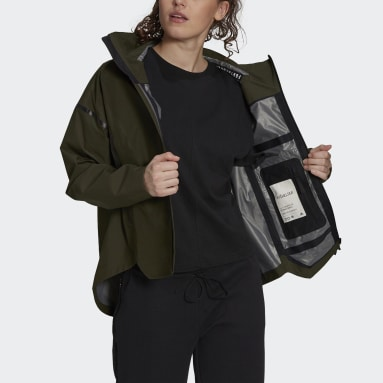 Women City Outdoor Black MYSHELTER Parley RAIN.RDY Jacket