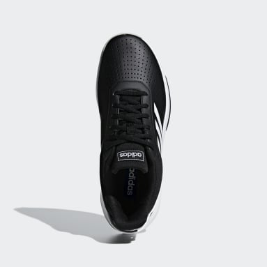 черный Кроссовки для тенниса Courtsmash