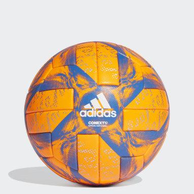 Football Orange Conext 19 Winter Official Match Ball