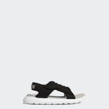 Children Swimming Black Comfort Sandals