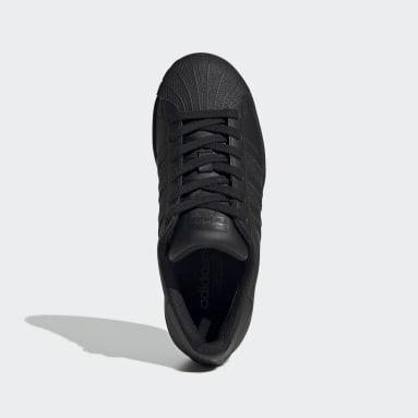 Zapatillas Superstar Negro Niño Originals