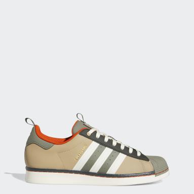 Originals Beige Superstar Gen 2020 CLR 101 Shoes