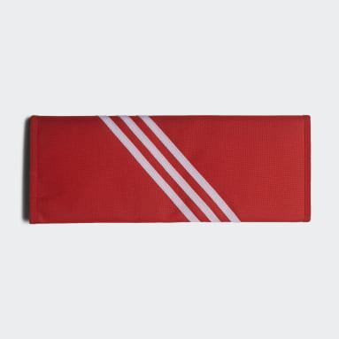 Women's Originals Red Lotta Volkova Three-Fold Clutch
