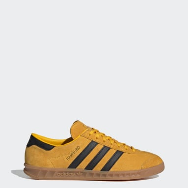 Originals Hamburg Schuh Gelb