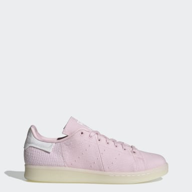 Women Originals Pink Stan Smith Primeblue Shoes