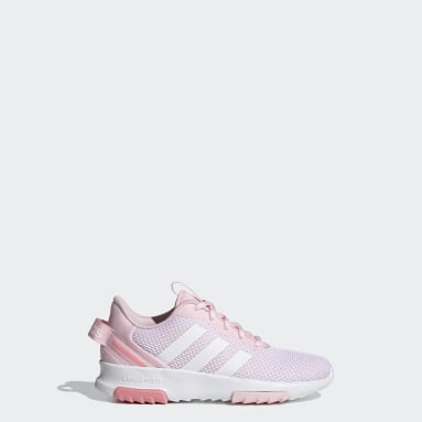 Kids Essentials Pink Racer TR 2.0 Shoes
