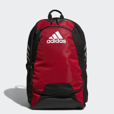 Soccer Red Stadium Backpack