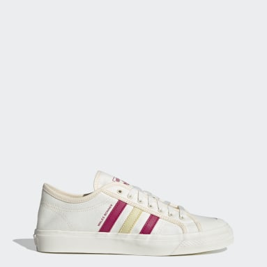 Chaussure Wales Bonner Nizza Lo blanc Originals