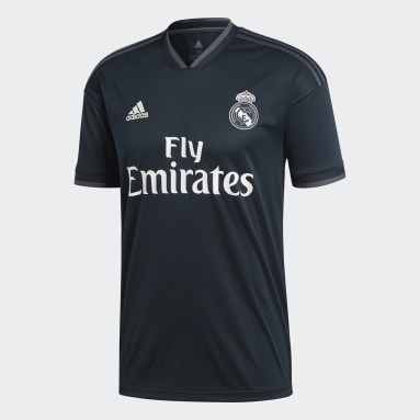 Camisa Real Madrid 2 Cinza Homem Futebol