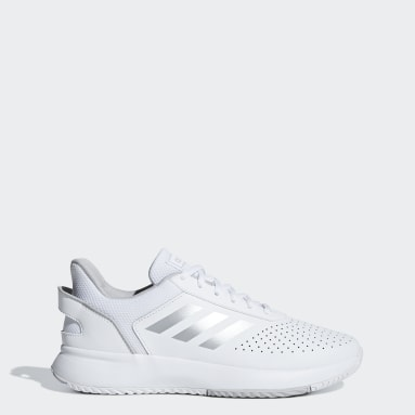 Women Tennis White Courtsmash Shoes