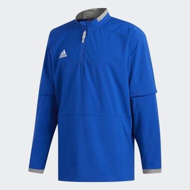 Men's Baseball Blue Fielder's Choice 2.0 Jacket