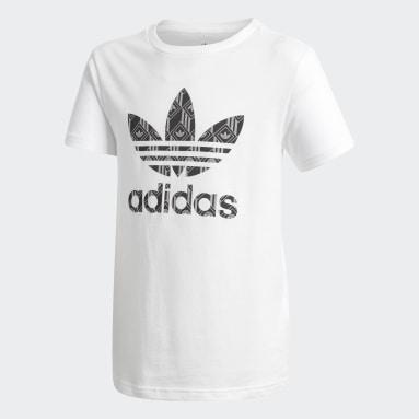 Kinder Originals T-Shirt Weiß