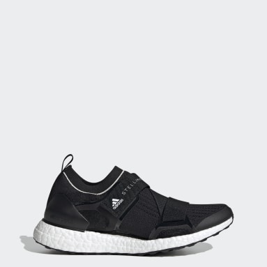 Women's adidas by Stella McCartney Black adidas by Stella McCartney Ultraboost X Shoes