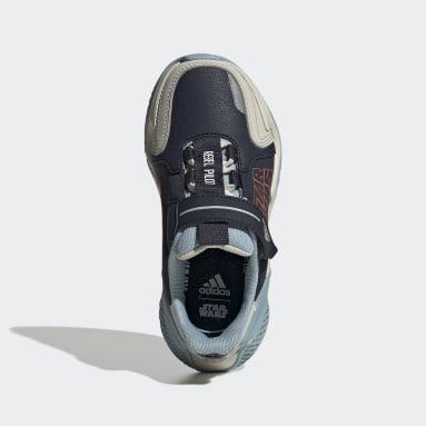 Kids Running Blue 4UTURE RNR Star Wars Shoes