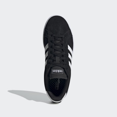 Tennis Black Grand Court Shoes