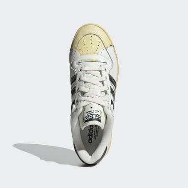 Frauen Originals Rivalry Lo Superstar Schuh Weiß
