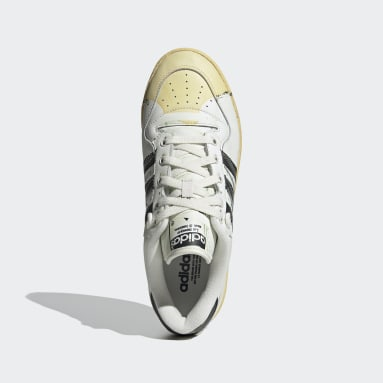 Scarpe Rivalry Lo Superstar Bianco Originals