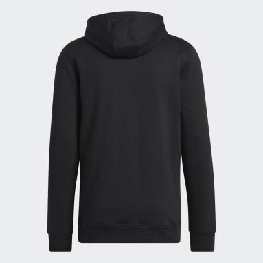 Sweat-shirt à capuche Fleece noir Hommes Sportswear