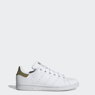 Sapatos Stan Smith Branco Criança Originals