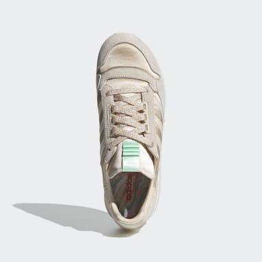 Dames Originals Beige ZX 500 Schoenen