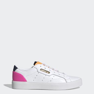 Zapatillas adidas Sleek Blanco Mujer Originals