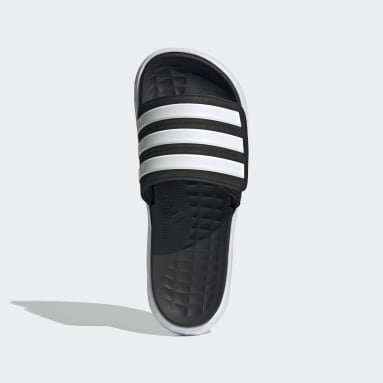 Men's Yoga Black Duramo SL Slides