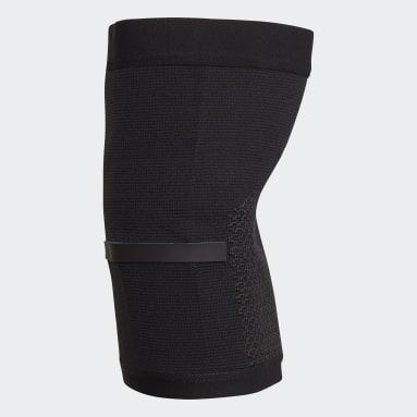 Joga černá Chrániče loktů Performance XL