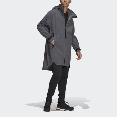Men TERREX Grey MYSHELTER LDN