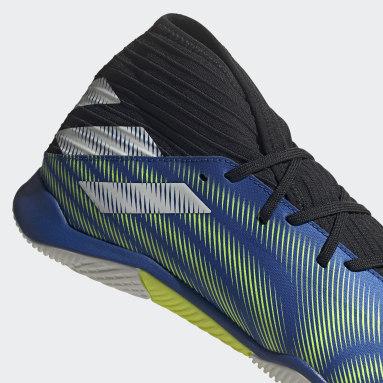 Futsal Blue Nemeziz.3 Indoor Boots