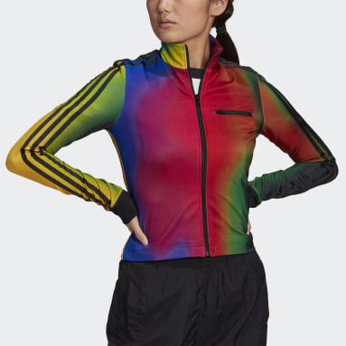 Women's Originals Multicolor Paolina Russo Track Top