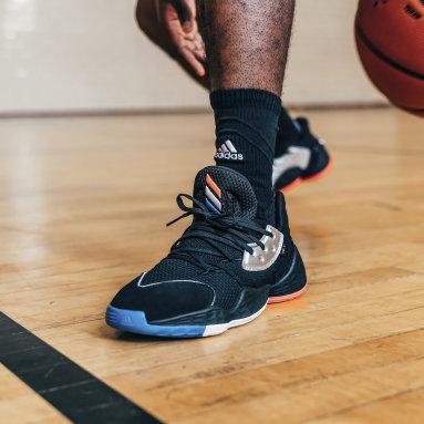 Men's Basketball Black Harden Vol. 4 Shoes