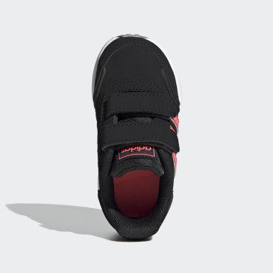 Zapatillas VS Switch (UNISEX) Negro Niño Diseño Deportivo