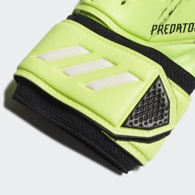 Fußball Predator 20 Match Torwarthandschuhe Grün
