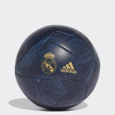 Balón segunda equipación Real Madrid Capitano Oro Fútbol