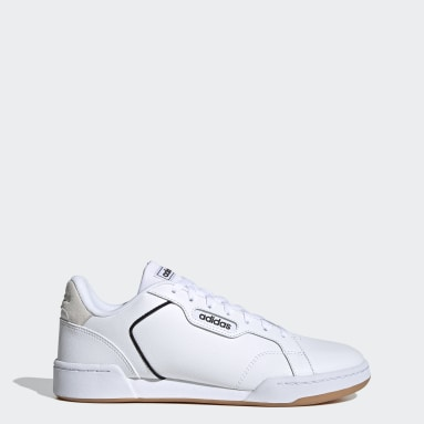 Walking White Roguera Shoes