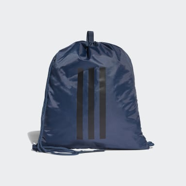 Cricket Blue 4ATHLTS Gym Bag