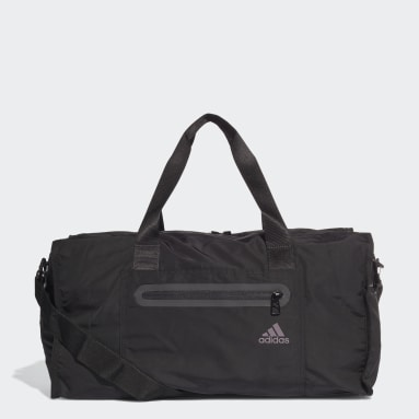 Women Yoga Black ID Duffel Bag