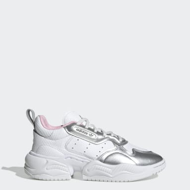 Women's Originals Pink Supercourt RX Shoes