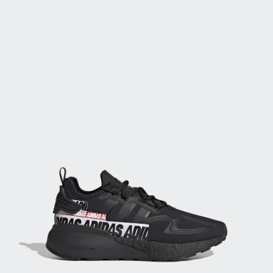 Zapatillas ZX 2K Boost Negro Niño Originals