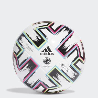 Ballon Uniforia League J350 Blanc Enfants Football