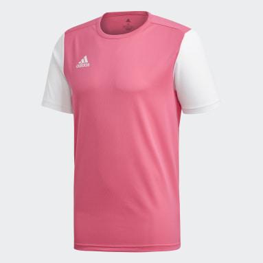 Jersey Estro 19 Rosa Hombre Fútbol