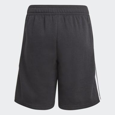 Pantalón corto Tiro 21 Negro Niño Fútbol